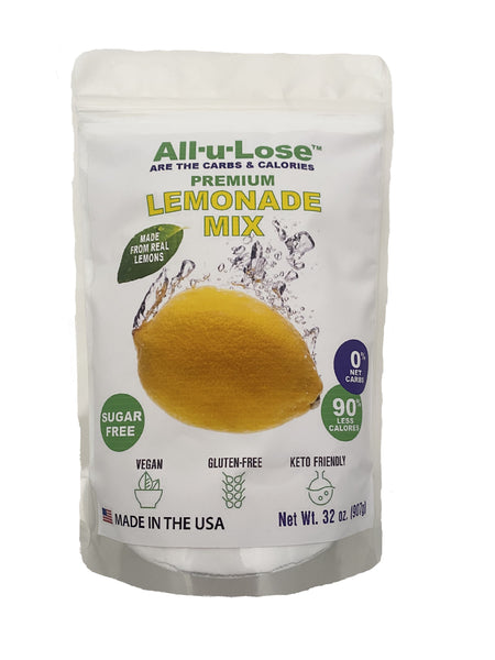 All-u-Lose Lemonade Mix