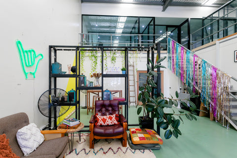 Her Space Co Working Space