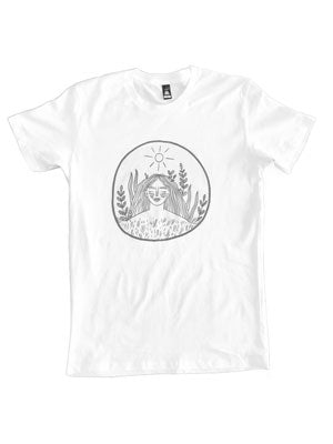 Doolittle Illustrations Limited Edition Unisex Bloom T-Shirt