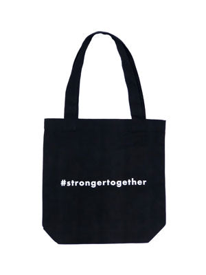 #strongertogether Tote