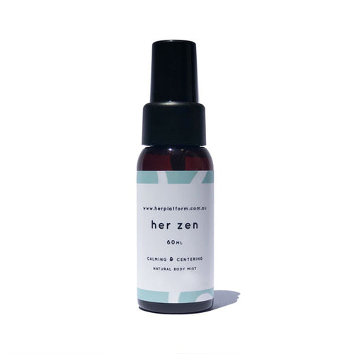Her Zen Natural Body Mist - 60ml