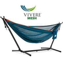 Load image into Gallery viewer, Single Mesh Hammock with Stand
