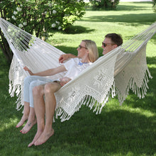 Load image into Gallery viewer, Brazilian Style Hammock - Double Deluxe