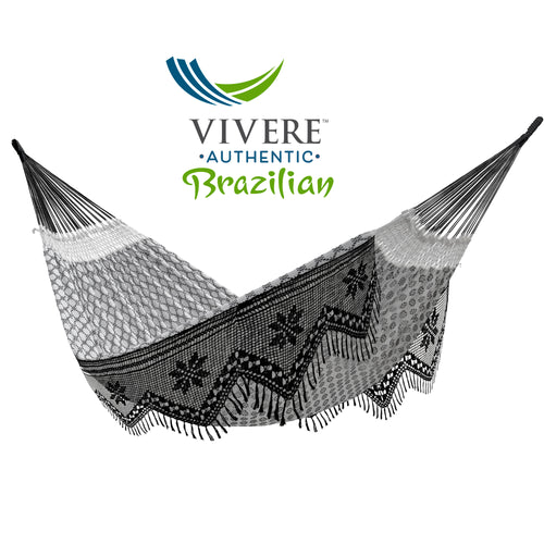 Authentic Brazilian Style Hammock - Double