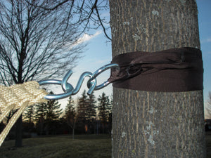 Eco-Friendly Hammock Tree Straps (2 Pack)