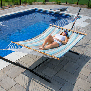 Sunbrella® Quilted Hammock - Double