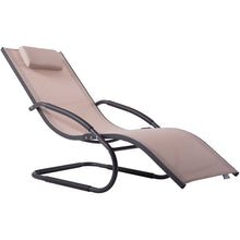 Load image into Gallery viewer, Wave Lounger - Aluminum