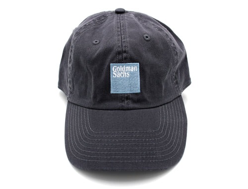 Goldman Sachs Adjustable Hat- New - Wall Street Treasures