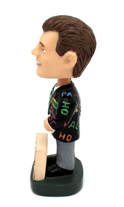 New York Mercantile Exchange Bobblehead Trader - Wall Street Treasures