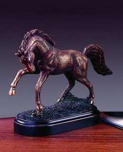 "7"" Horse Statue - Wall Street Treasures"