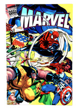 Load image into Gallery viewer, 1995 Marvel Comics Annual Report NYSE - Spider-Man - Wall Street Treasures
