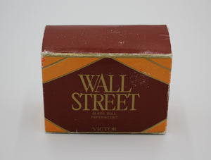 Wall Street Glass Bull Paperweight Statue in Box - Wall Street Treasures