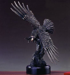 "17.5"" Flying Eagle Statue - Wall Street Treasures"