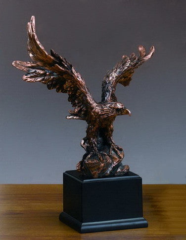 Flying Eagle Statue - 3 Sizes - 11.5
