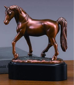"7"" Tennessee Walking Horse Statue - Wall Street Treasures"