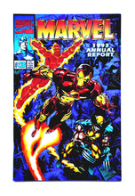Load image into Gallery viewer, 1993 Marvel Comics Annual Report #3 - NYSE - MRV - Wall Street Treasures