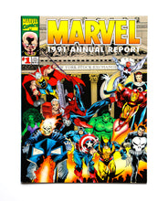 Load image into Gallery viewer, 1991 Marvel Comics Annual Report #1 - NYSE - MRV - Wall Street Treasures