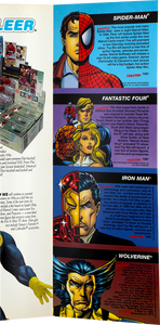 1993 Marvel Comics Annual Report #3 - NYSE - MRV
