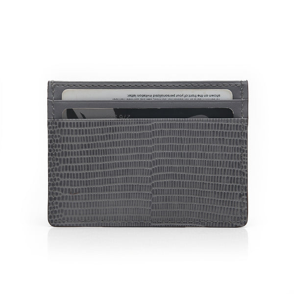 GREY LIZARD CARDHOLDER