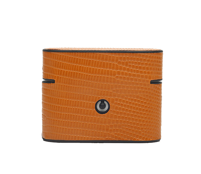 ORANGE LIZARD AIRPODS PRO CASE