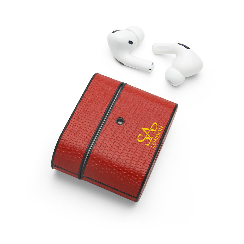 RED LIZARD AIRPODS PRO CASE