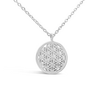"Necklace ""Flower of Life"""