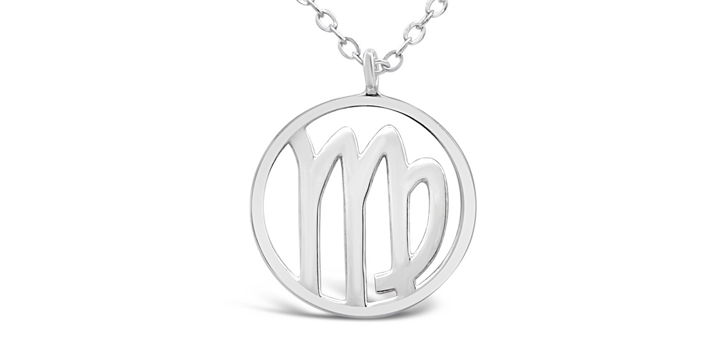 "Necklace ""Virgo"""