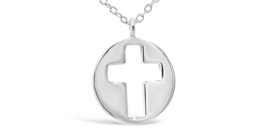 "Necklace ""Kreuz"""
