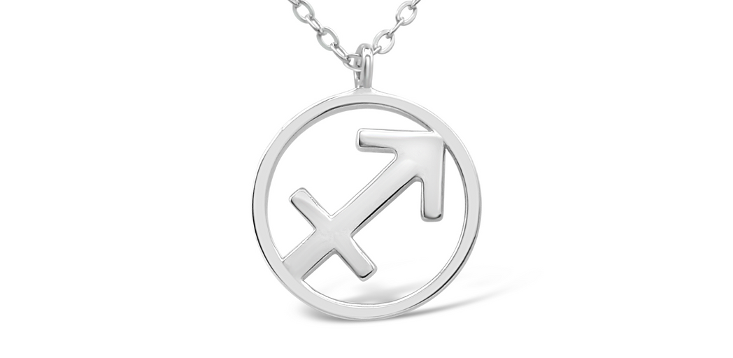 "Necklace ""Sagittarius"""