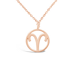 "Necklace ""Aries"""