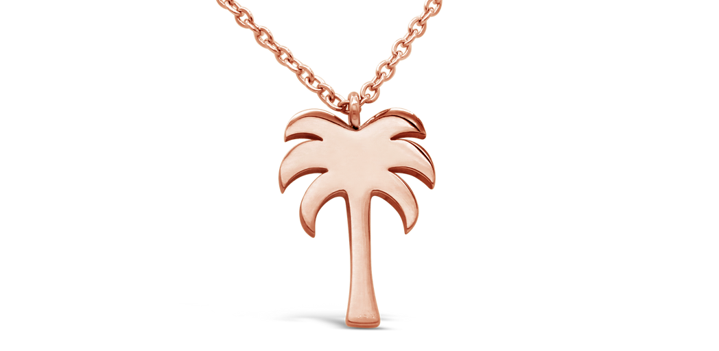 "Necklace ""Palm Tree"""