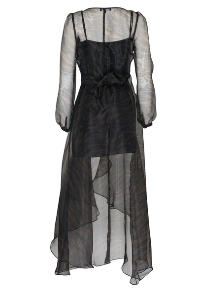 Smokey Quartz Dress