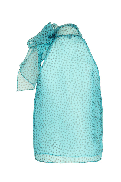 Spotty Amazonite Blouse