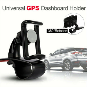 Universal Car GPS Navigation Dashboard Stand Dash Mount Holder For Mobile Phone