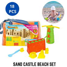 Load image into Gallery viewer, Sand Castle Beach Set 18pcs