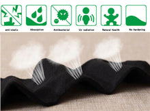 Load image into Gallery viewer, 6X MENS BAMBOO Fiber WORK SOCKS Odor Soft Cushion Resistant Bulk Natural Healthy