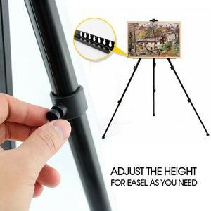 1.8M Easel Adjustable Tripod Sketch Painting Stand