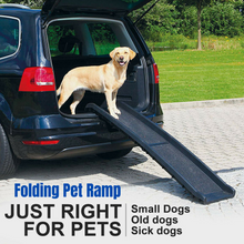 Load image into Gallery viewer, Folding Car Dog Pet Ramp