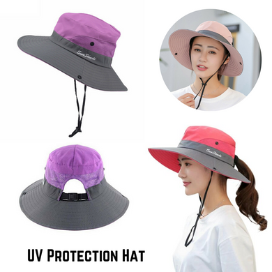 UV Sun Protection Cap Summer