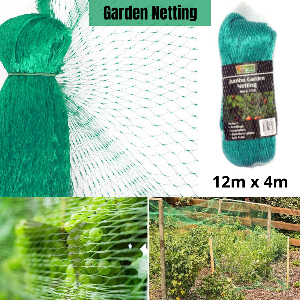 12M Anti Bird Netting Garden Net Mesh