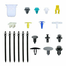 Load image into Gallery viewer, 800PCS Car Trim Body Clips Kit Rivet Retainer Door Panel Bumper Plastic Fastener