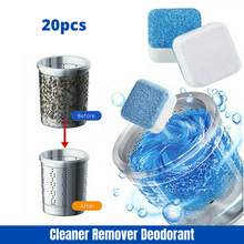 Load image into Gallery viewer, 20PCS Washing Machine Tub Cleaner Remover Deodorant