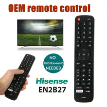 Load image into Gallery viewer, OEM HISENSE TV Remote Control EN-2B27