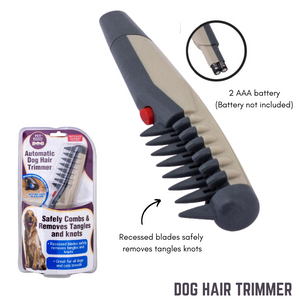 Automatic Dog Hair Trimmer