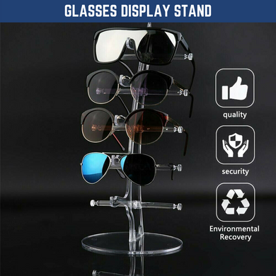 Sunglasses Glasses Display Stand
