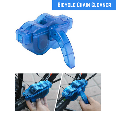 Bicycle Bike Chain Wheel Cleaner