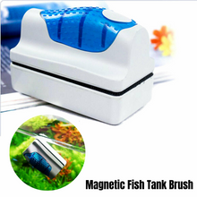 Load image into Gallery viewer, Magnetic Fish Tank Brush Glass Cleaning