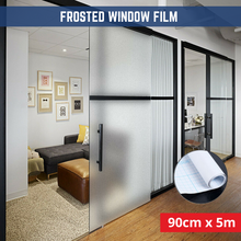 Load image into Gallery viewer, Privacy Frosted Window Glass Film 5M