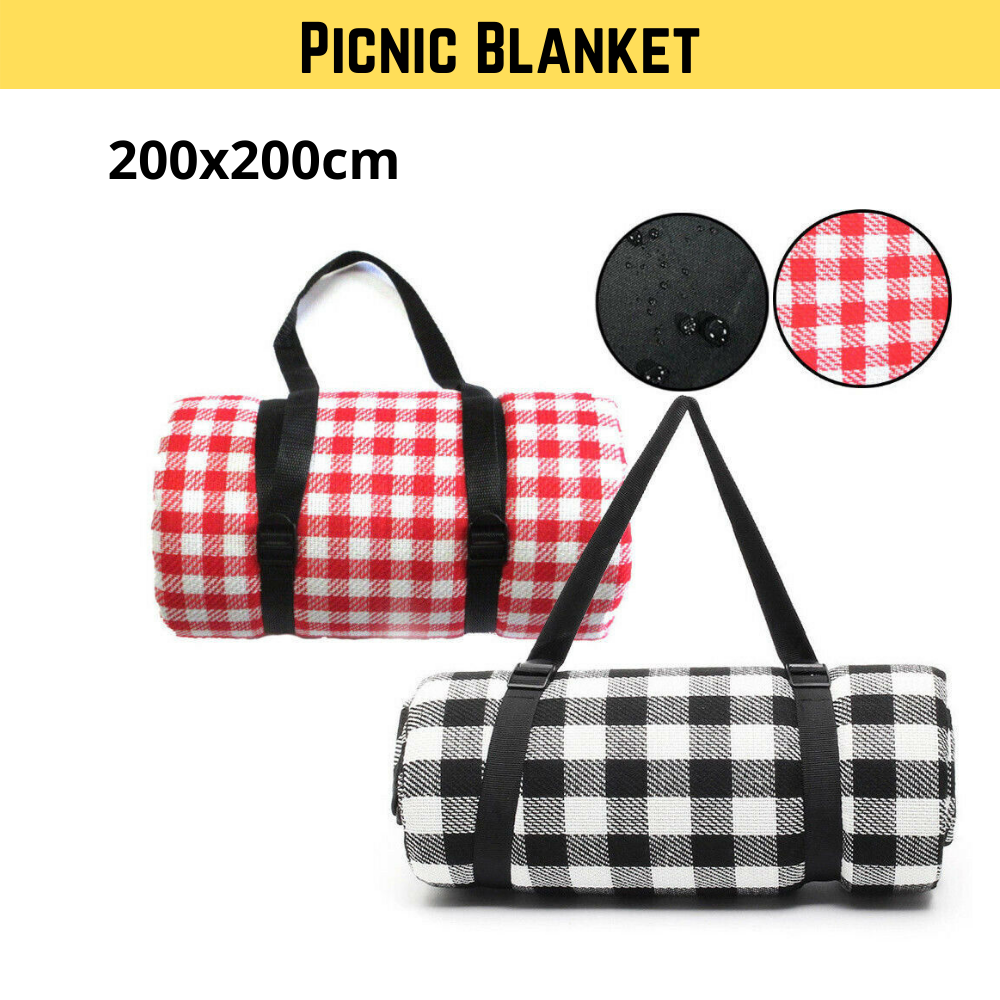 Large Picnic Mat Blanket Waterproof Outdoor