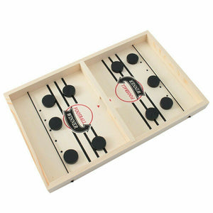 Sling Puck Game Paced SlingPuck Winner Board Family Games Toys Game Funny
